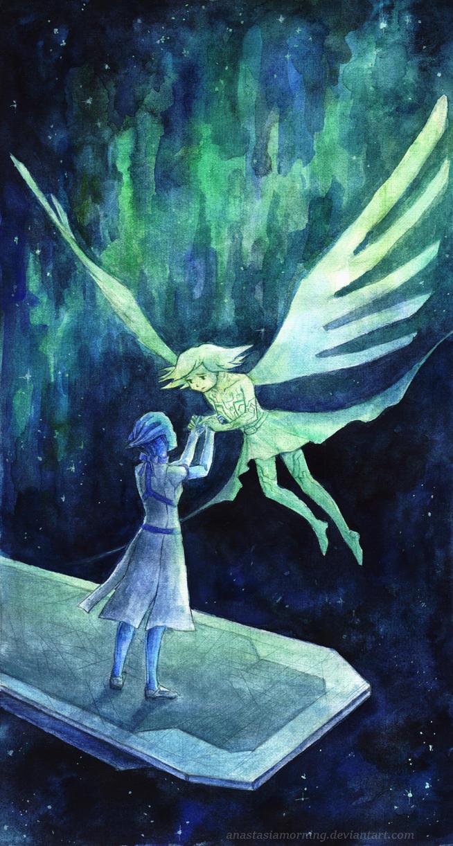 Magica Effect-Saying Goodbye  by AnastasiaMorning