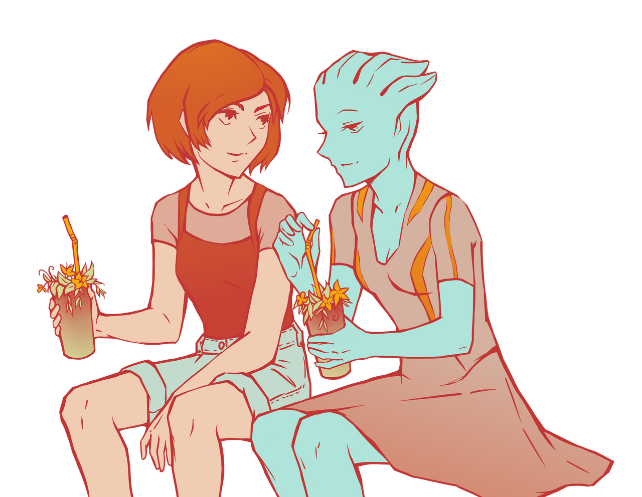 Thessian Tea by AnastasiaMorning
