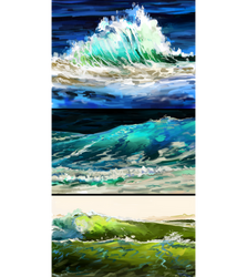 Sea Photostudies