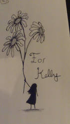 Kelly's Flowers by Tageroth
