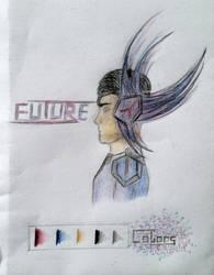 Future warrior  by shyrox7