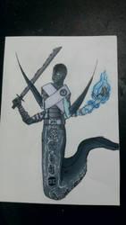Snake villain by shyrox7