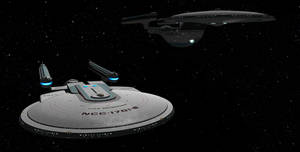 Excelsior with Enterprise-B in nanofx