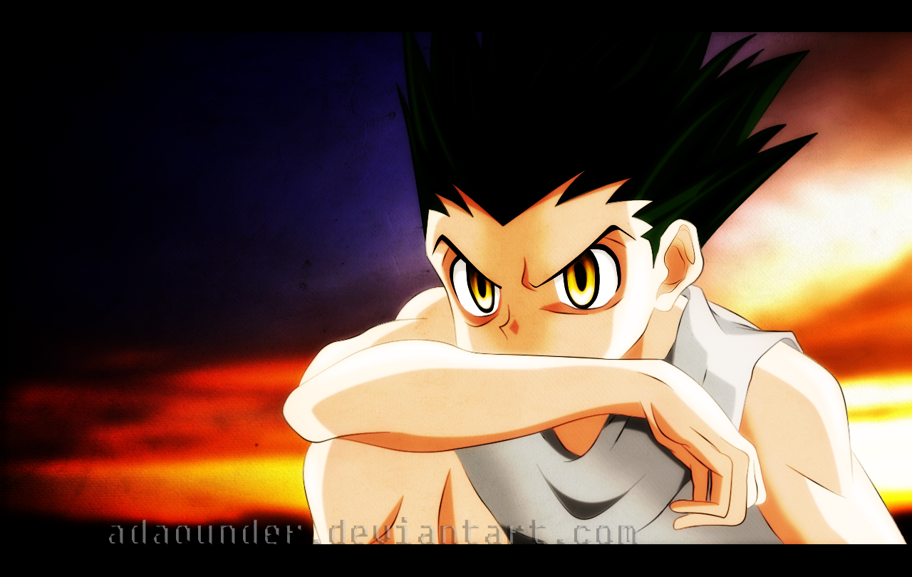 Gon Freecs by adaounder