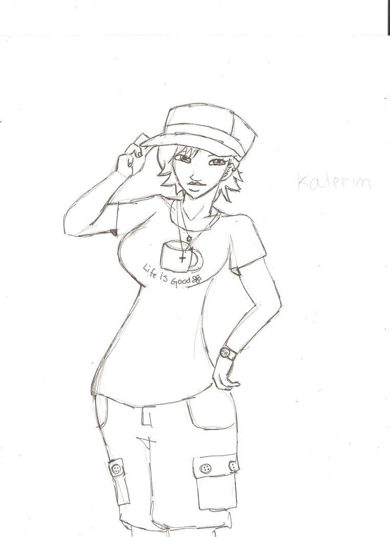Katerina Bio by TheTrueGypsyQueen