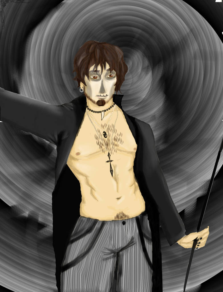 Mr. Voodoo Man by TheTrueGypsyQueen
