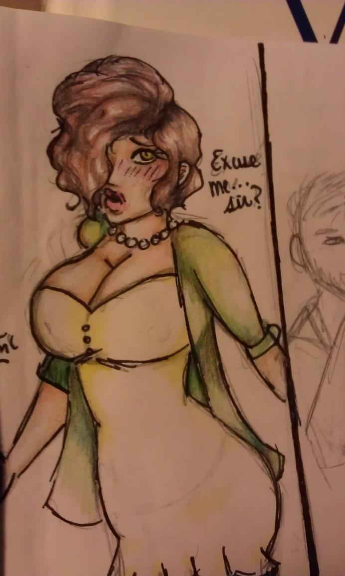 Doodle'011a by TheTrueGypsyQueen