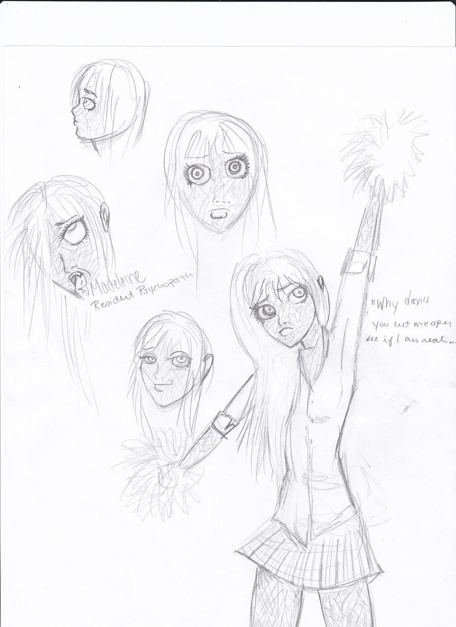 Maddy Doodles by TheTrueGypsyQueen