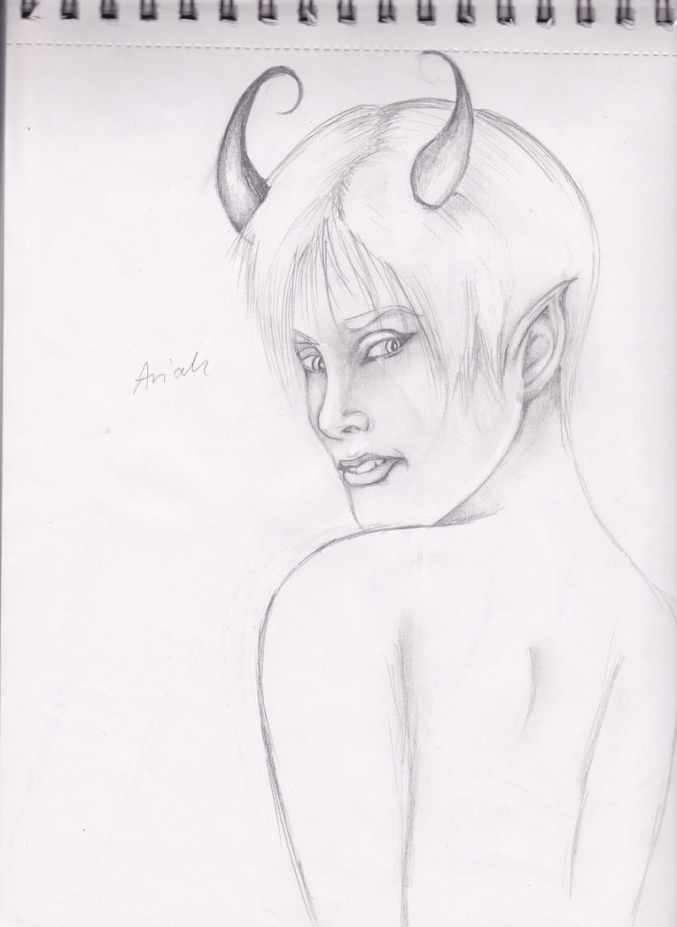 Aniah Real by TheTrueGypsyQueen