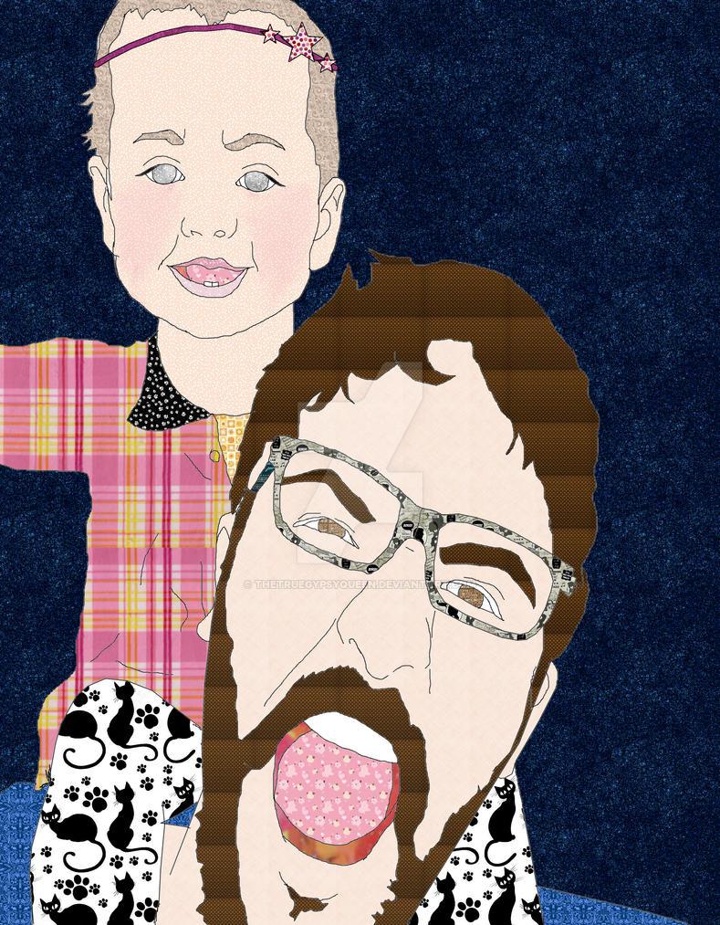 John Bday Card1 by TheTrueGypsyQueen