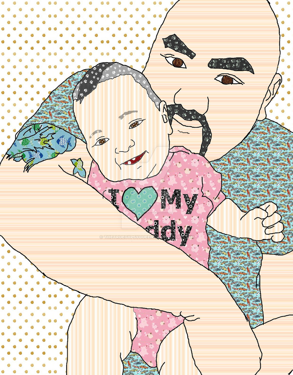 Brian Father's Day Card by TheTrueGypsyQueen