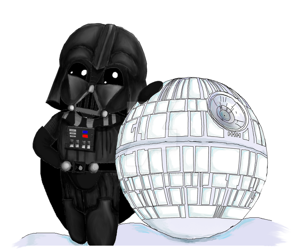 Do You Wanna Build a Deathstar by TheTrueGypsyQueen
