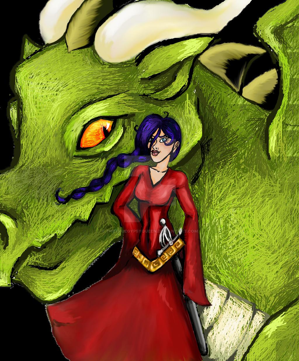 Princess Cimorene by TheTrueGypsyQueen