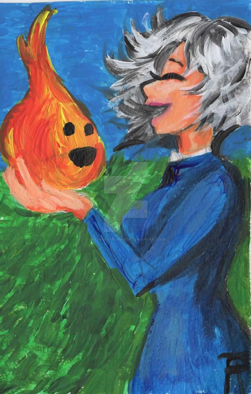 Heart in Your Hands by TheTrueGypsyQueen