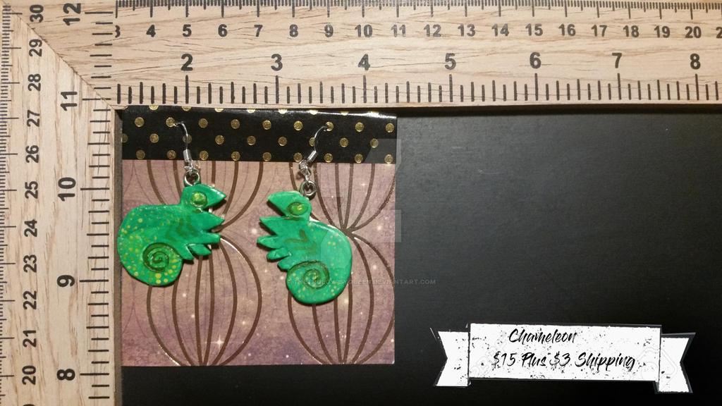 Chameleons by TheTrueGypsyQueen