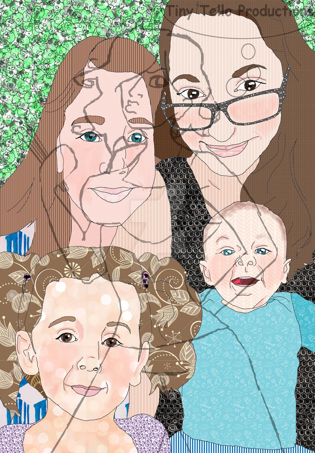 Chelsea mothers day2017 by TheTrueGypsyQueen