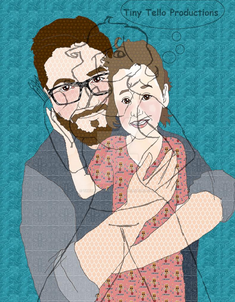 John fathers day2017 by TheTrueGypsyQueen