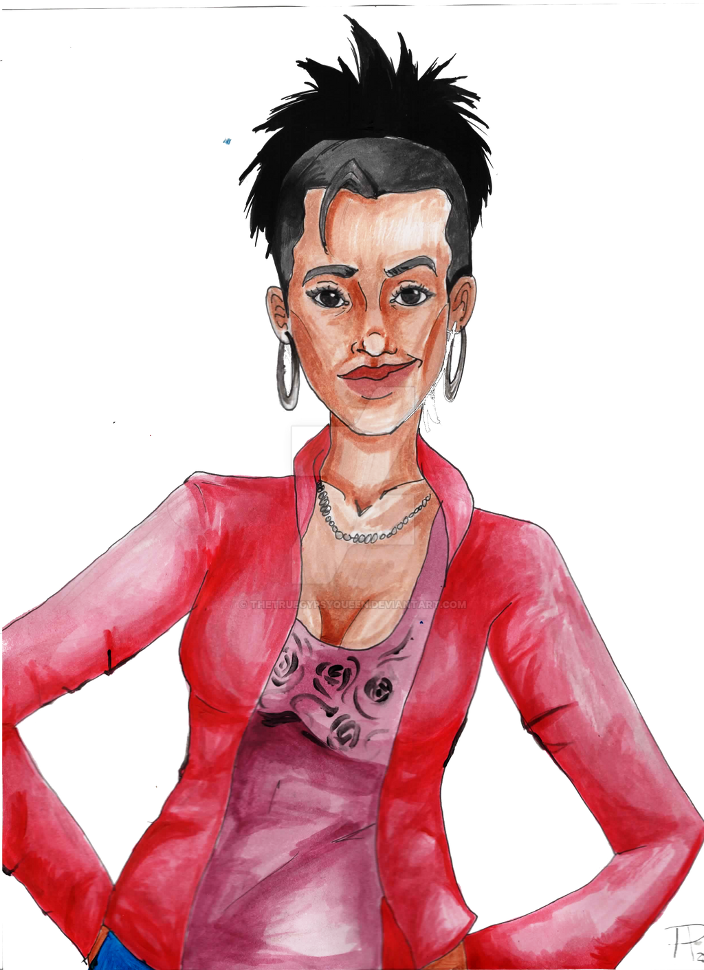 Her Own Doctor by TheTrueGypsyQueen