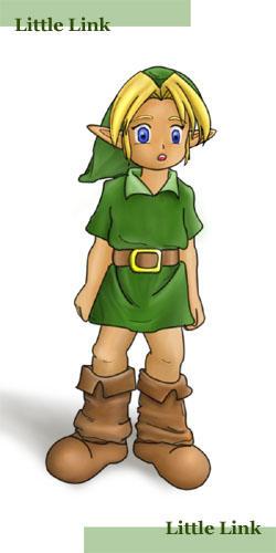 Little Link by Babybebee