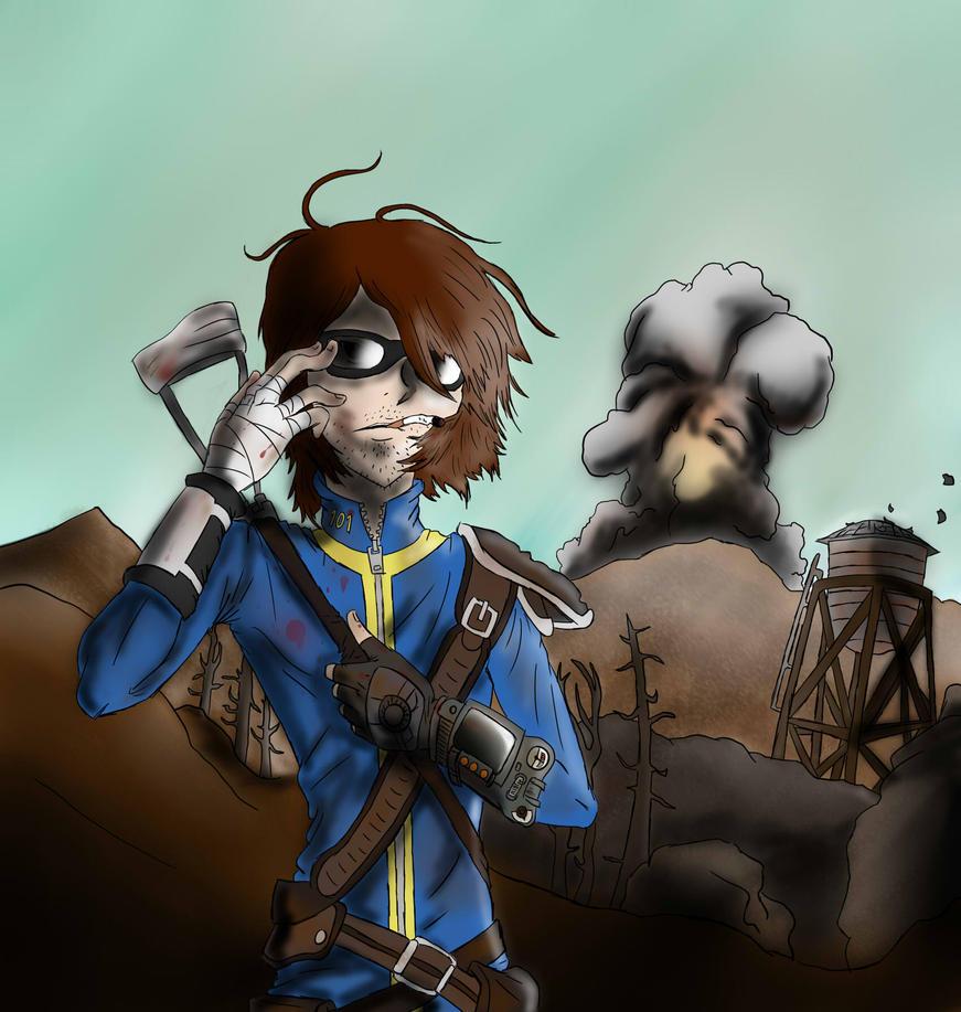 Fallout 3 Fan Art: Fallout 3 By Devilomsorgar On DeviantART