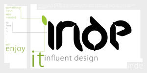 inde - influent design by inde-blokcrew