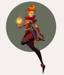 28/30 Firestarter by M-Whistler