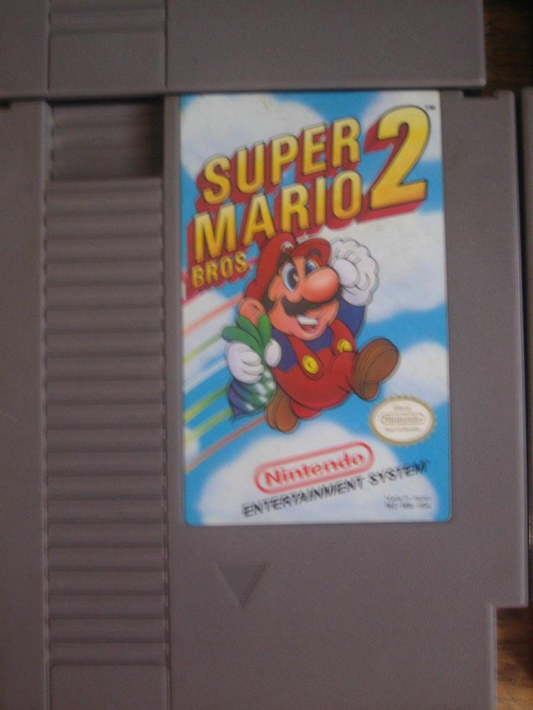 Nes Super Mario Bros 2 By 00snake On Deviantart