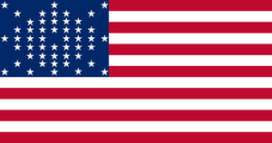 United States Flag (50 Stars) by 00Snake