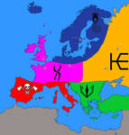 Map of New Europe