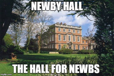 Newby Hall by 00Snake