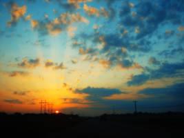 September Sunrise by torilynn