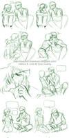 Der Turm-Kiss sketchdump