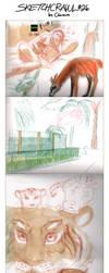 Sketchcrawl 26 by ZoeyHuerta