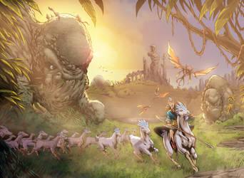 The Shepherd 04-05 by ZoeyHuerta