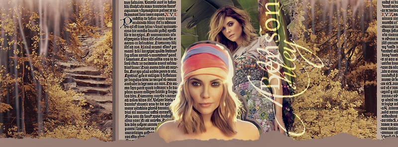 Cover Ashley Benson by JolinesGraphisme