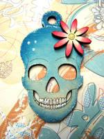 Funky Skull 3 by Ideas-in-the-sky