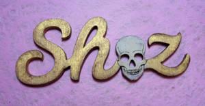 Personalised Skull Name