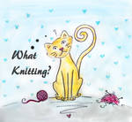 What Knitting..?
