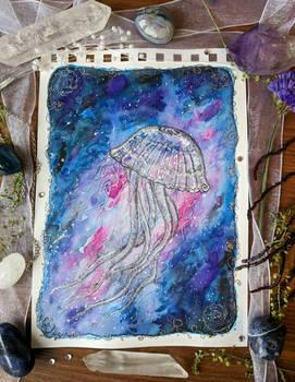 Interstellar jellyfish