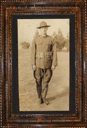 Uncle Alfreds Wartime Friend 1916
