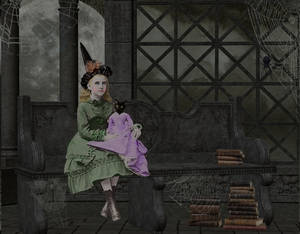 Little Witch And Doll