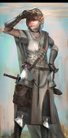 Elven Alchemist