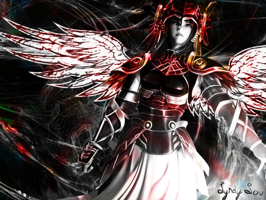 Valkyrie Profile -Hrist- by AvianFighter