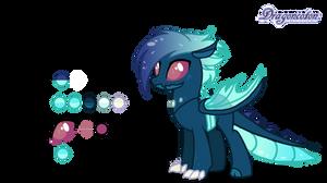 MLP ~RefSheet~ Nocturnal Dragonfly