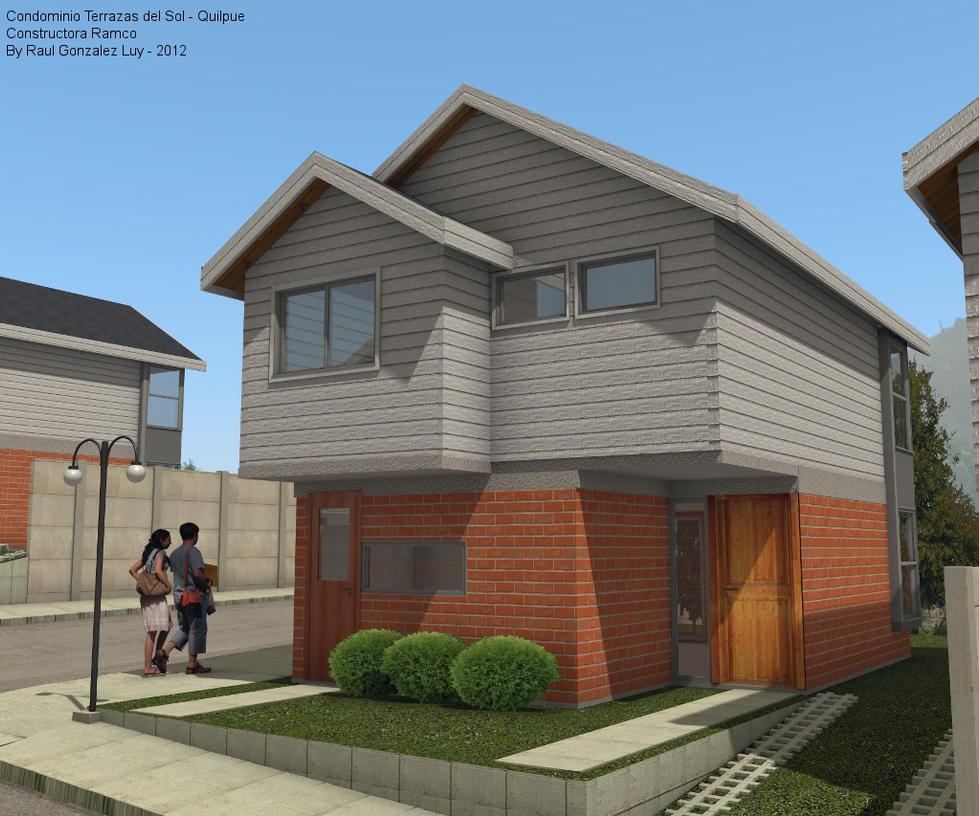 Condominio terrazas del sol render 3 by rologl on deviantart for Terrazas del sol 3 la serena