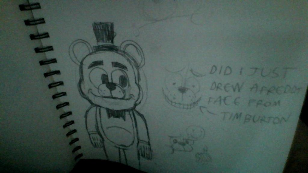 Freddy 1 by Endoskeleton64