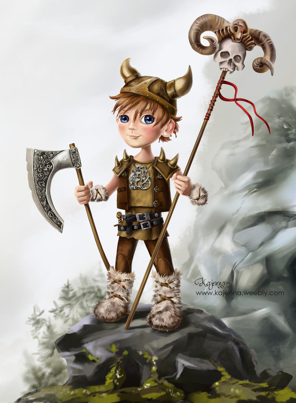 Viking by Kajenna
