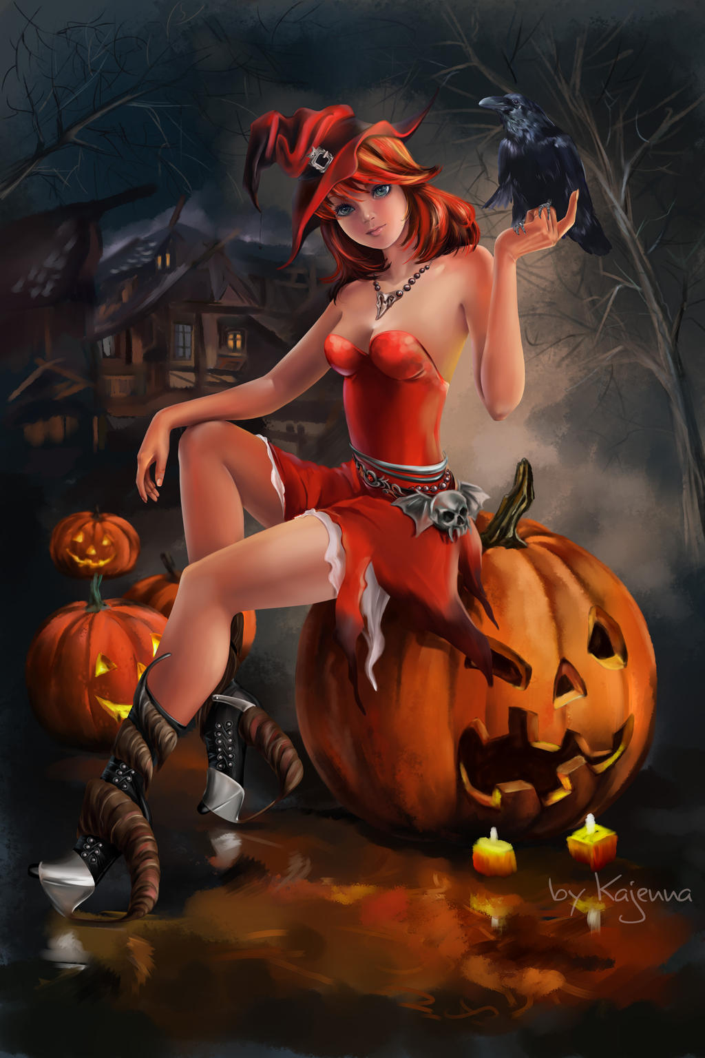 hot halloween wallpapers - photo #37