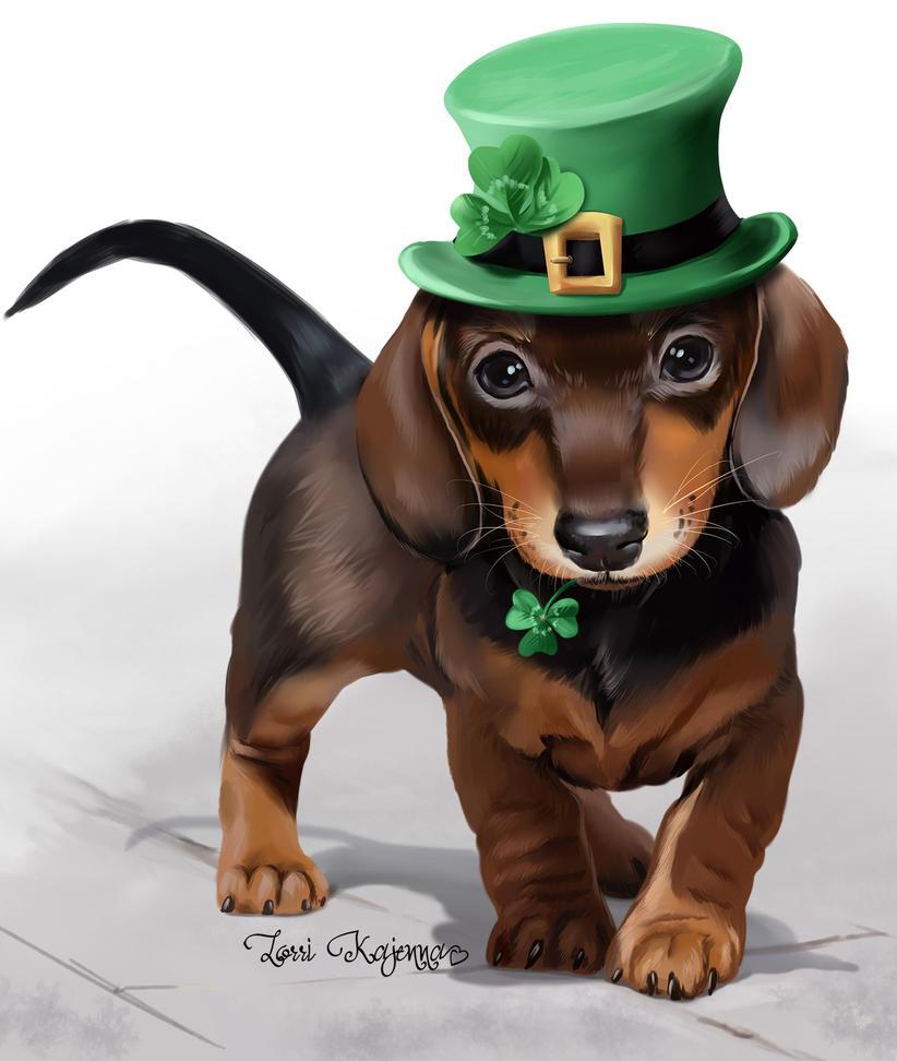 St. Patrick's day by Kajenna