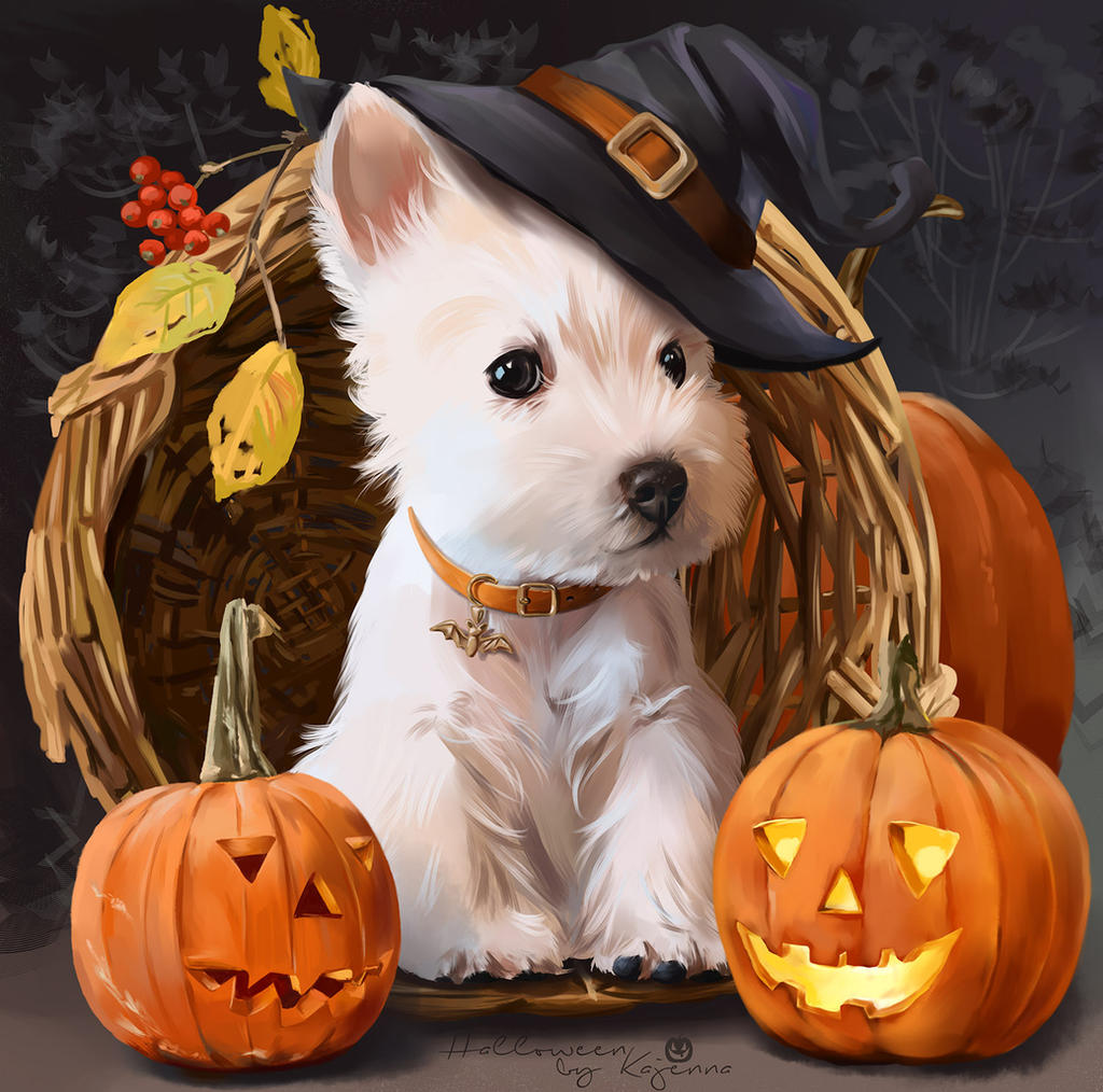 Magic Puppy by Kajenna